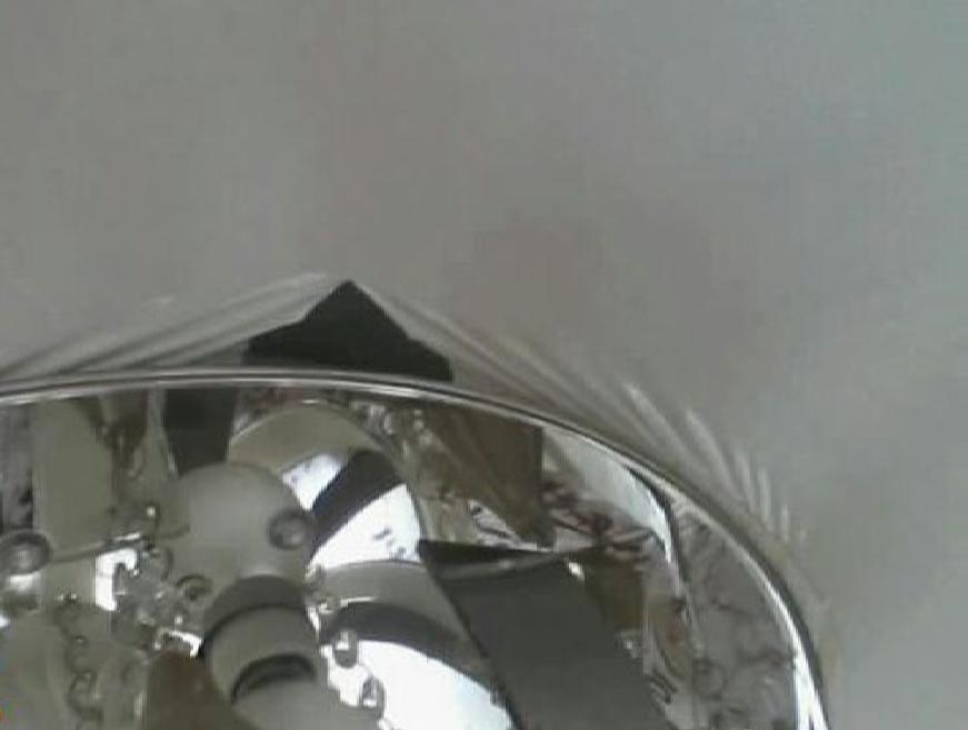 натяжной утопить потолок фото люстру на